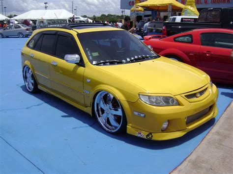 Mazda Protege Body Kits, Mazda, Free Engine Image For User