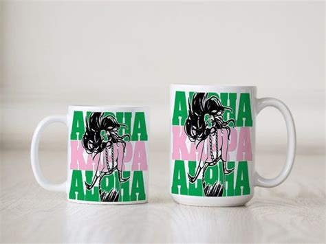 631 likes · 58 talking about this · 83 were here. AKA Sorority Coffee Mug Hair Flip 1908 Pink and Green | Etsy | Mugs, Aka sorority, Pink and green
