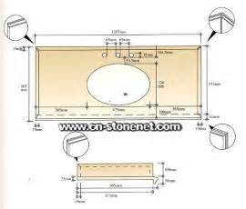 Average Bathroom Countertop Depth by Countertop Price Vanity Top Sink Vessel Sinks
