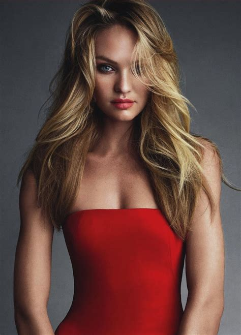 Candice Swanepoel In Vogue Australia June 2013 By Victor
