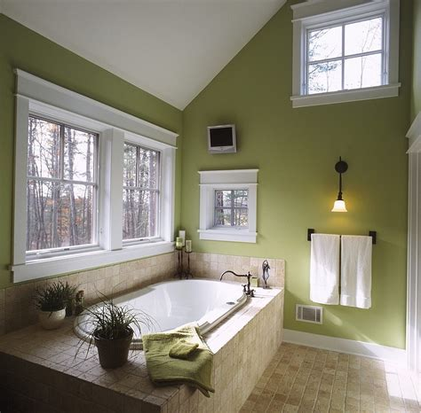 bathroom wall texture ideas 20 refreshing bathrooms with a splash of green