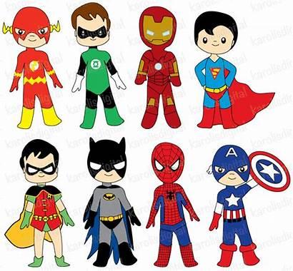 Superhero Clipart Clip Panda Super Hero Heroes