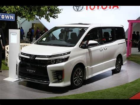 Toyota Voxy Modification by Toyota Voxy Concept 2015 Geneva Motor Show