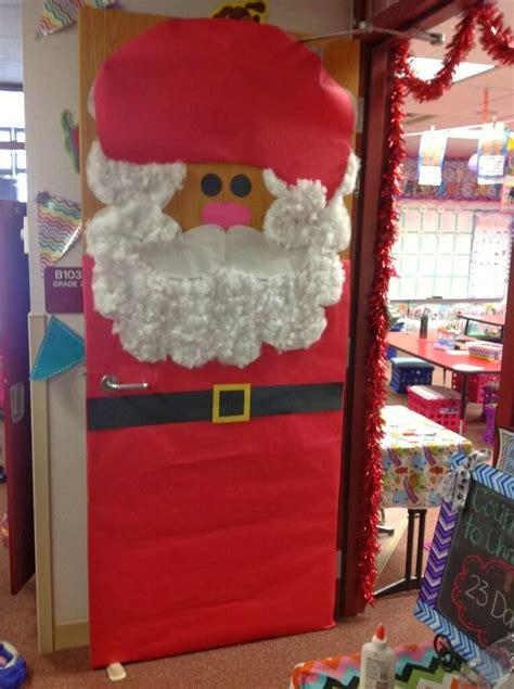 the door santa top teaching it s beginning to look a lot like