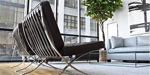 Mies Van Der Rohe Sessel : mies van der rohe replica barcelona chair sessel ~ Eleganceandgraceweddings.com Haus und Dekorationen