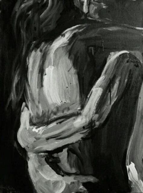 It seems to me that the. 30 Creative Black And White Painting Ideas On Canvas