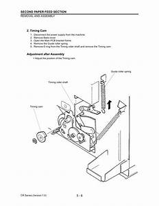 Riso Cr 1610 1630 Technical Service Manual