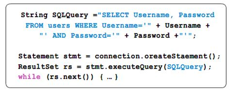 request a quotesee a demo sql injection sheet tutorial vulnerabilities how to prevent
