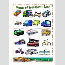 140 Free Transport Worksheets