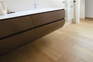 excellent openworld pavimento in legno nella stanza da With faux parquet leroy merlin