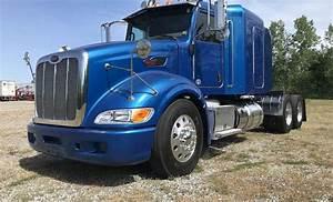 2013 Peterbilt 386 Sleeper Semi Truck