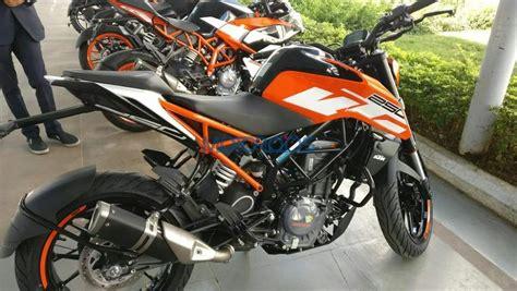 New Ktm Duke 250 by 2017 Ktm 250 Duke Spied In India