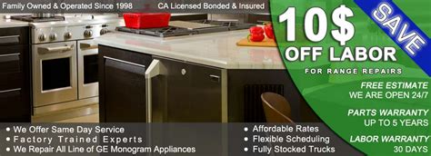 home ge monogram appliance repair center