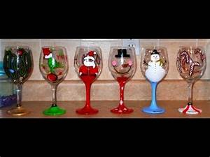 67 best DIY wine glasses images on Pinterest