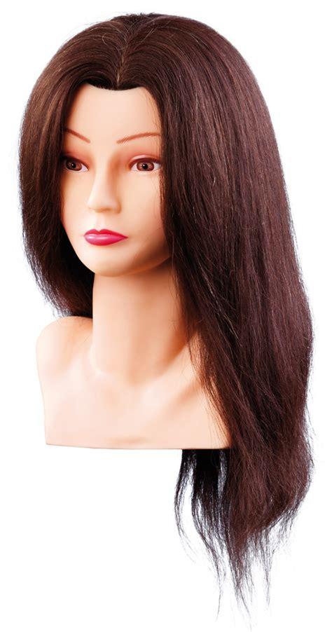 tete a coiffer professionnelle brune fem coiffure mat 233 riel de coiffure professionnel