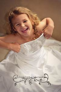 my daughter in my wedding dress my photography With little girl in wedding dress pinterest