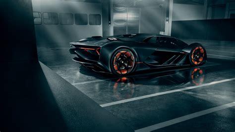 2019 Lamborghini Terzo Millennio 5k 2 Wallpaper