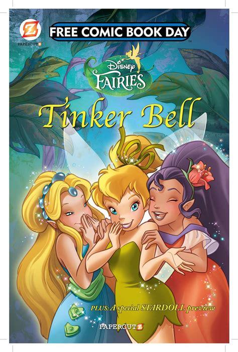 Fcbd Disney Fairies Cbr