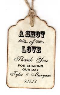 personalized cards wedding favors 50 personalized of wedding favor tags by luvs2create2
