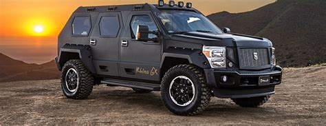 Largest Suv by Ussv Rhino Gx The Largest Luxury Suv In The World