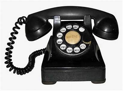 Phone Rotary Transparent Bakelite Nellie Cafe Miss