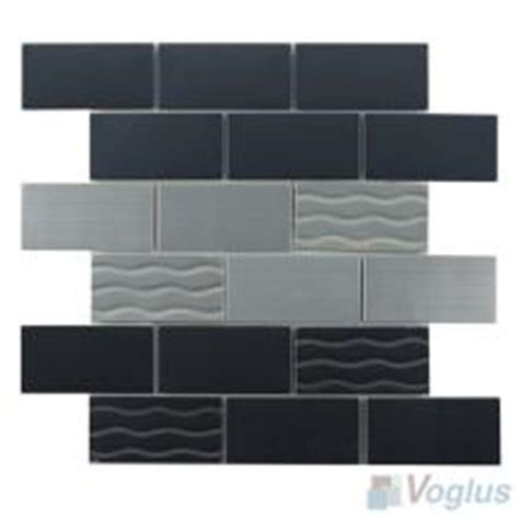 brick kitchen backsplash silver lantern shape stainless steel mosaic tiles vm ss71 1787