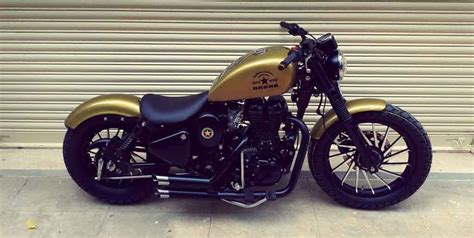 Modification Harley Davidson Iron 883 by 2018 Royal Enfield Classic 350 Modification To Harley