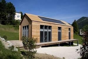 HomeLib Maison En Kit Bois Kit Maison Passive Ou BBC