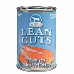 Tri V Pet Foods Lean Cuts Salmon