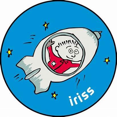 Education Iriss Logos Space Esa Mission Educational