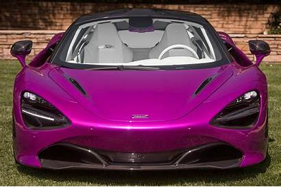 Mclaren 720s Pink Mso Bright Shines Concours