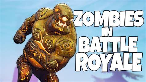 fortnite mit zombies mit mexify und pozyh youtube