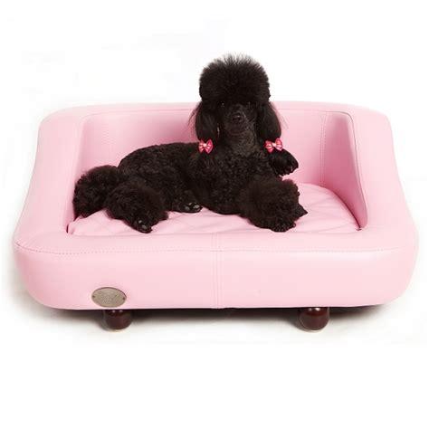 canapé pour chien canapé pour chien de luxe sofas chiens oh pacha
