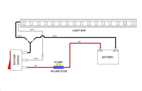 cree led light bar wiring diagram pdf with led