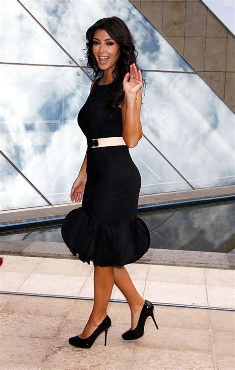 foto de Kim Kardashian Plastic Surgery Before After Breast Implants