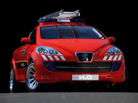 2002 Peugeot H2o Concept Image Httpswwwconceptcarz