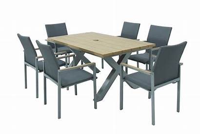 Siena Seat Dining Grey Stacking Lg Chair
