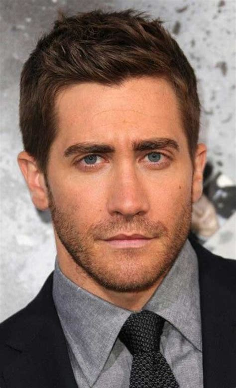 Pictures Mens Hairstyles For Long Narrow Face   LONG