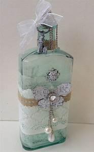 Leere Flaschen Für Likör : 25 einzigartige ver nderte flaschen ideen auf pinterest eingewickelte flaschen klebepistole ~ Markanthonyermac.com Haus und Dekorationen