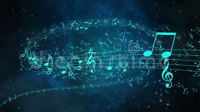 animated background  musical notes  notes loop