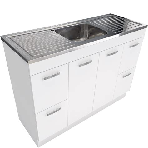 citi hardware kitchen sink citi laundry sink cabinet 1185x460x902mm builders