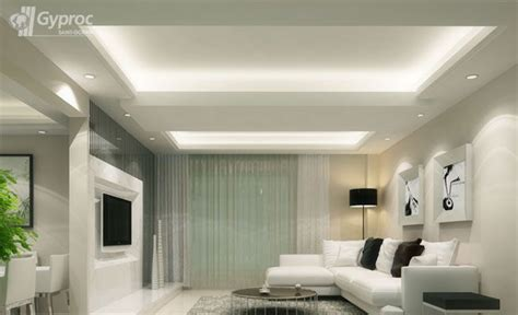 Gypsum Ceiling On Pinterest  False Ceiling Design