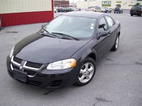 Used 2006 Dodge Stratus SXT Sedan for Sale   Stock #28260A