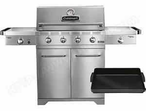 Barbecue A Gaz Castorama : cuisinart bq900e plancha pbq03e pas cher barbecue gaz livraison gratuite ~ Melissatoandfro.com Idées de Décoration