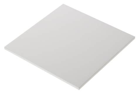 Frosted Acrylic Plastic Sheet .236