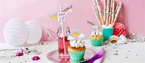 Einhorn Kuchen Deko : rezept einhorn muffins mit marshmallow topping familicious ~ Eleganceandgraceweddings.com Haus und Dekorationen