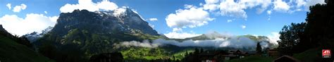 Download Wallpapers, Download 5760x1080 Mountains Clouds