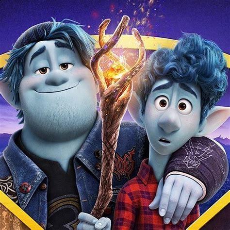 onward   heart warming animation  pixar starring