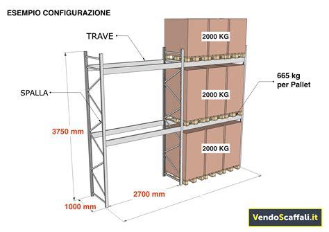 Vendo Scaffali by Porta Pallet Vendo Scaffali