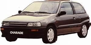 Daihatsu Charade 1987